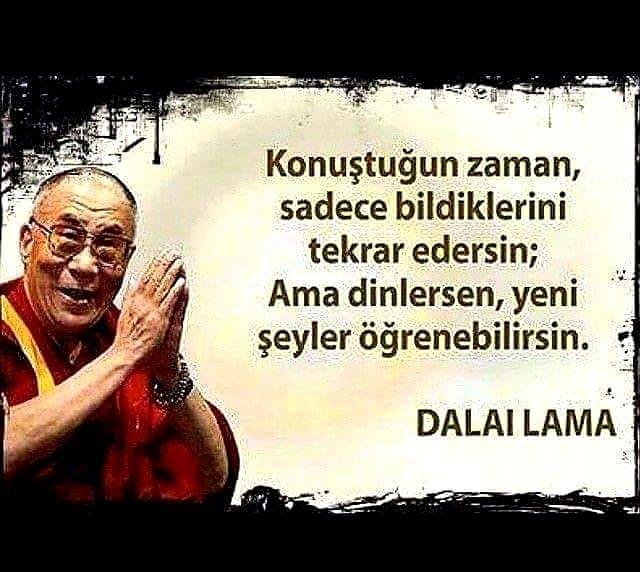 En Güzel Dalai Lama Sözleri