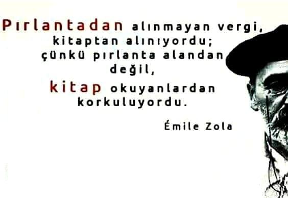 En Güzel Emile Zola Sözleri