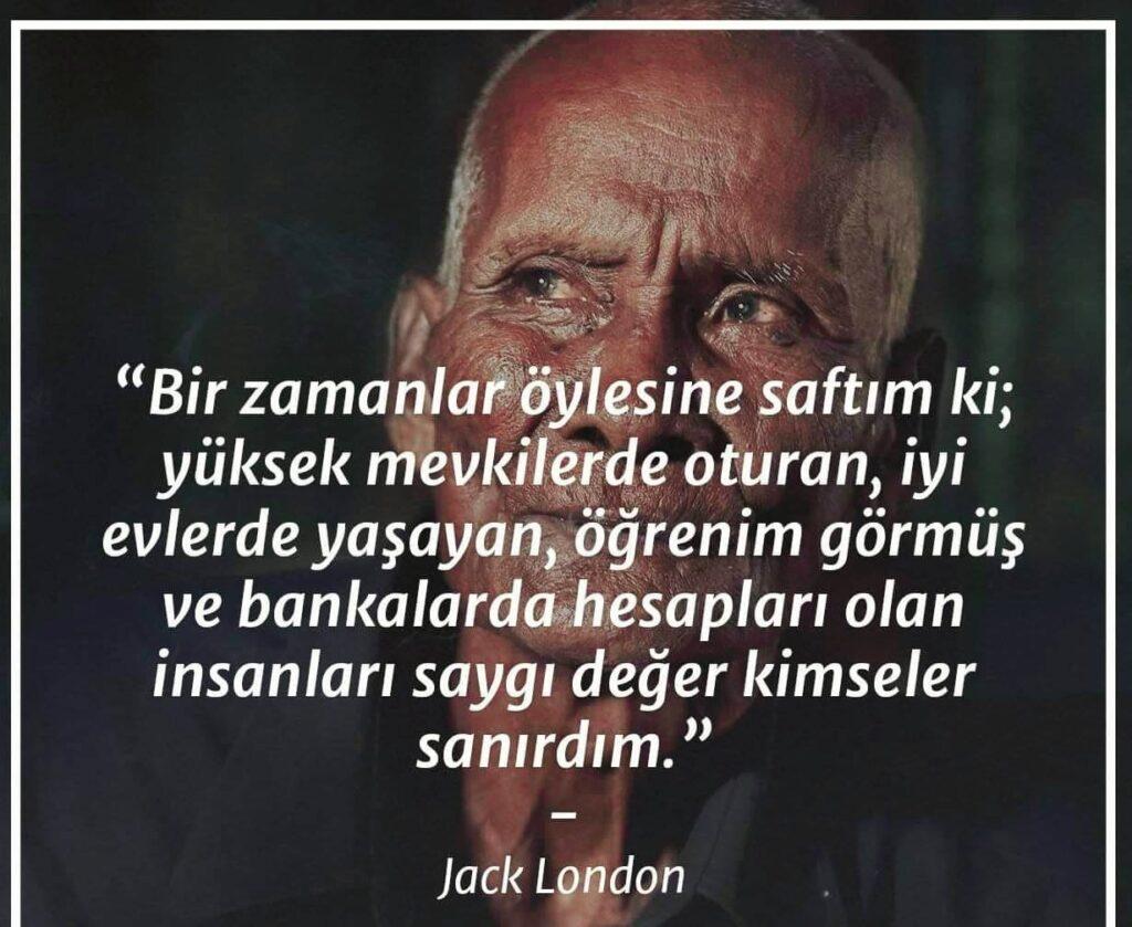 En Güzel Jack London Sözleri