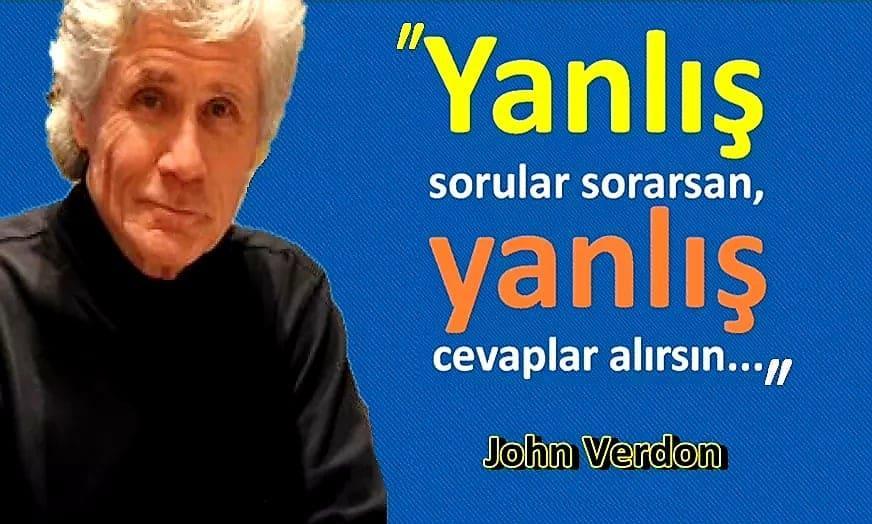En Güzel John Verdon Sözleri