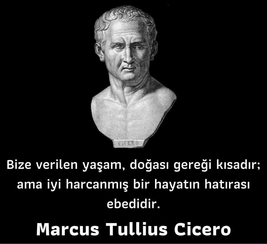 Etkileyici Cicero Sözleri