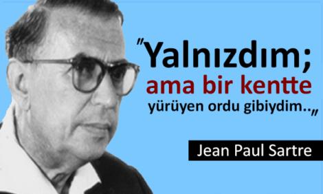 Jean-Paul Sartre Sözleri