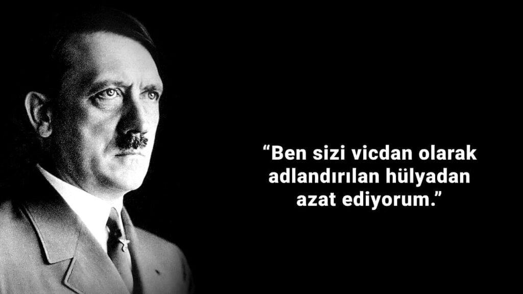 Kısa Adolf Hitler Sözleri