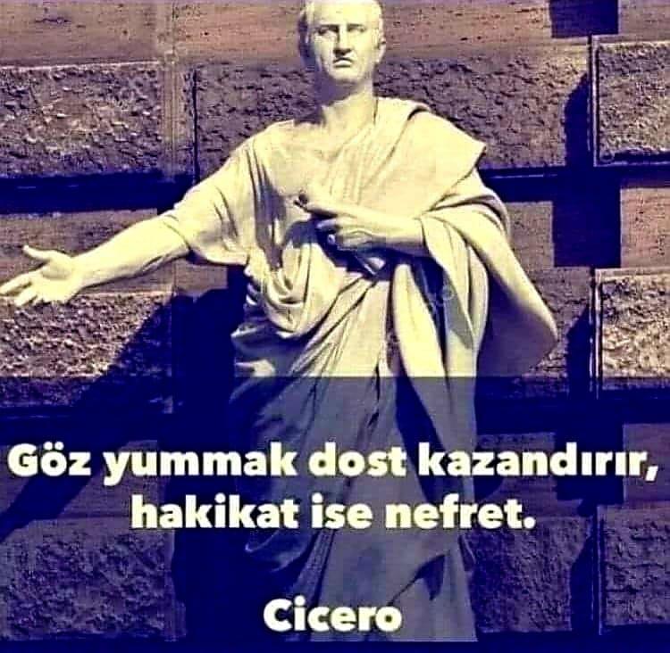 Kısa Cicero Sözleri