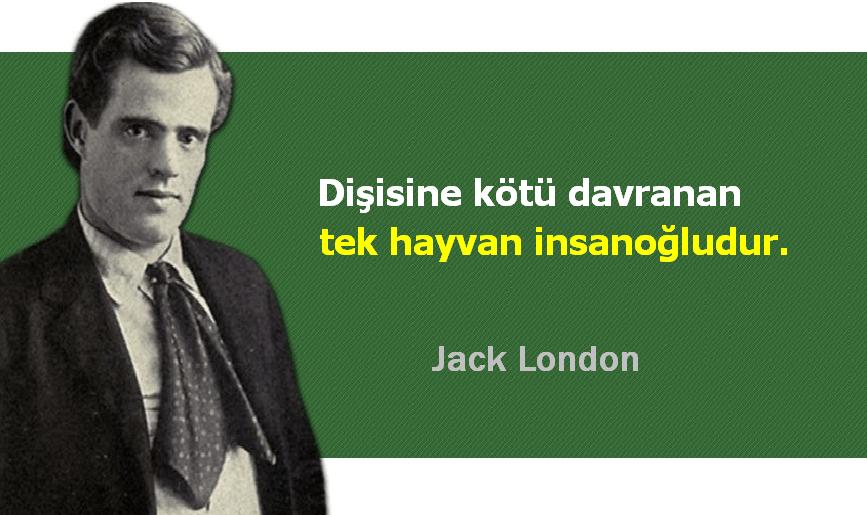 Kısa Jack London Sözleri