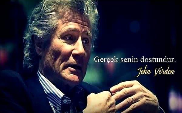 Kısa John Verdon Sözleri