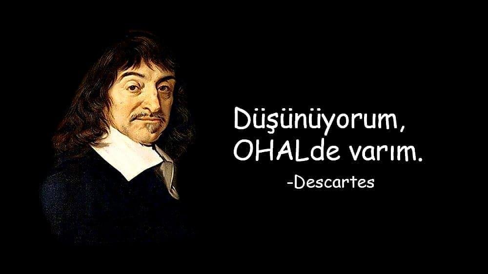 Kısa Rene Descartes Sözleri