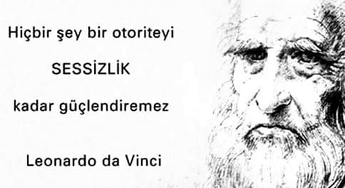 Leonardo da Vinci Resimli Sözleri