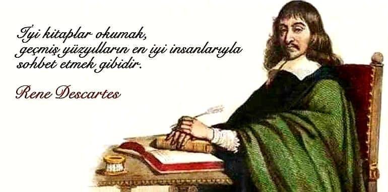 Rene Descartes Sözleri
