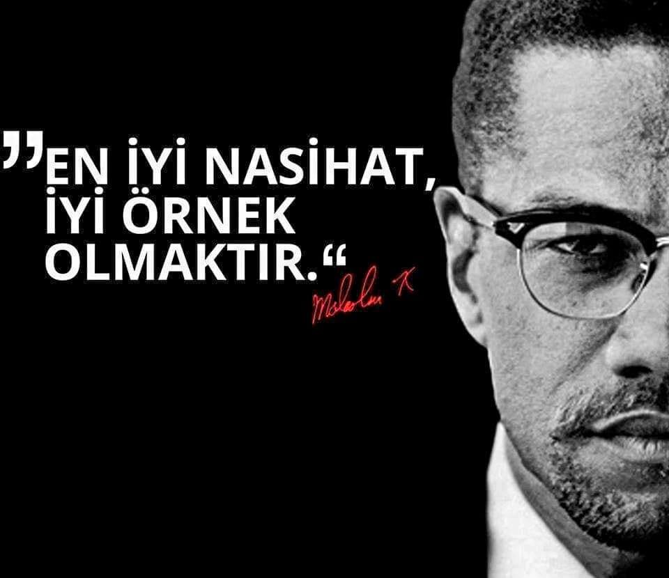 Kısa Malcolm X Sözleri