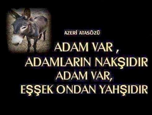 Anlamlı Azeri Sözler