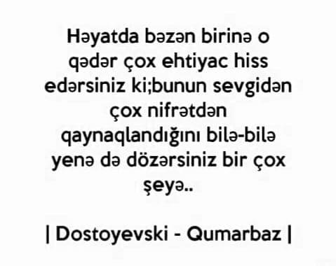 Azeri Aşk Sözleri